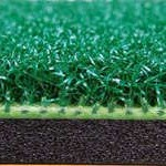 Tiger T golf mat